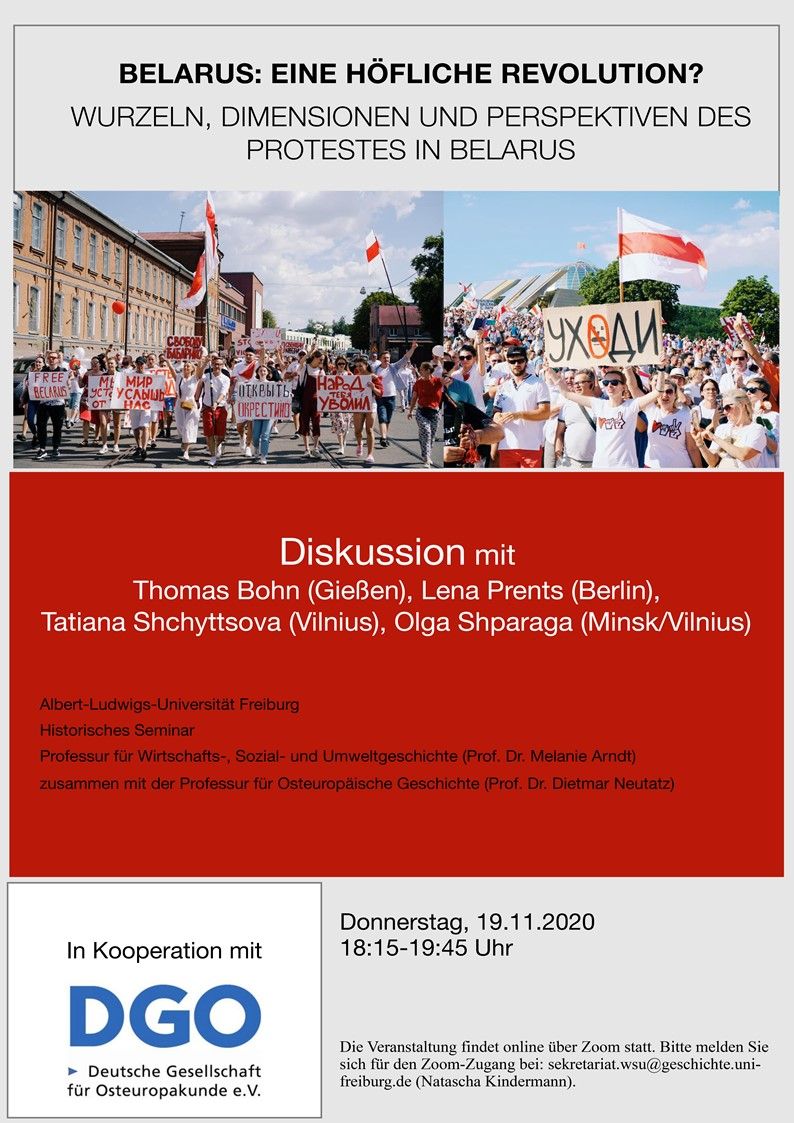 poster diskussion belarus